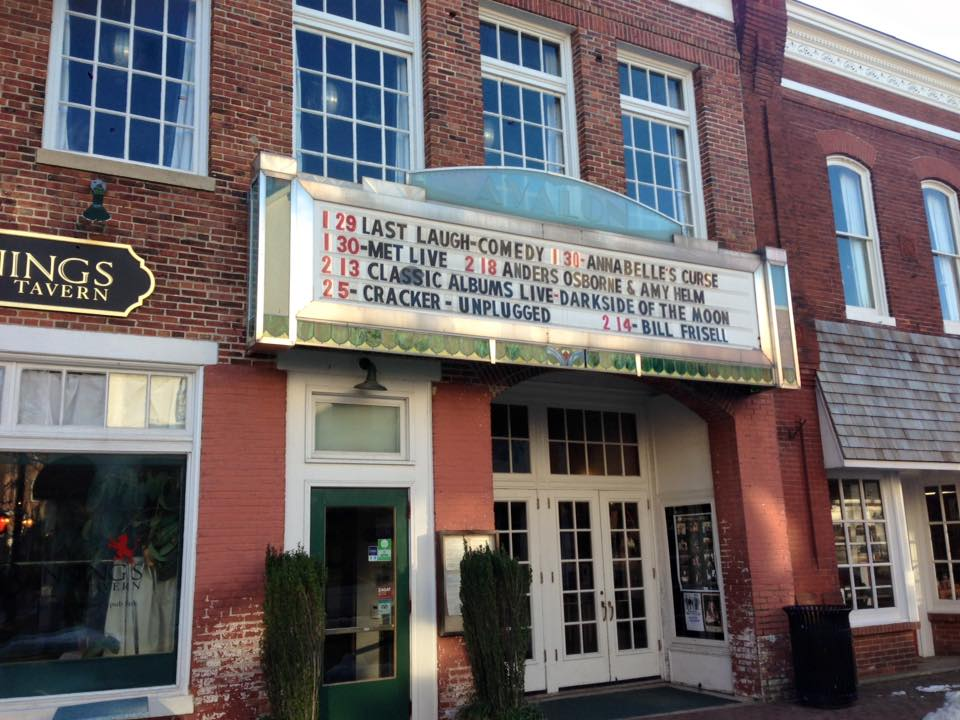 Easton Marquee