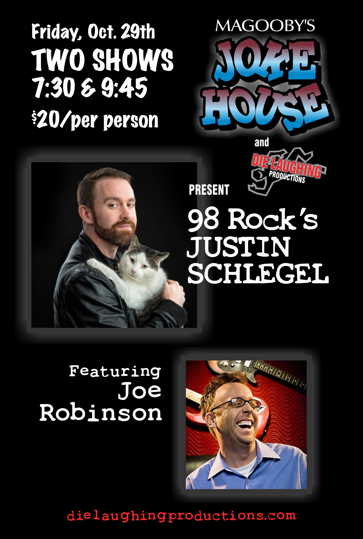 Comedy Flyer 10-29-21